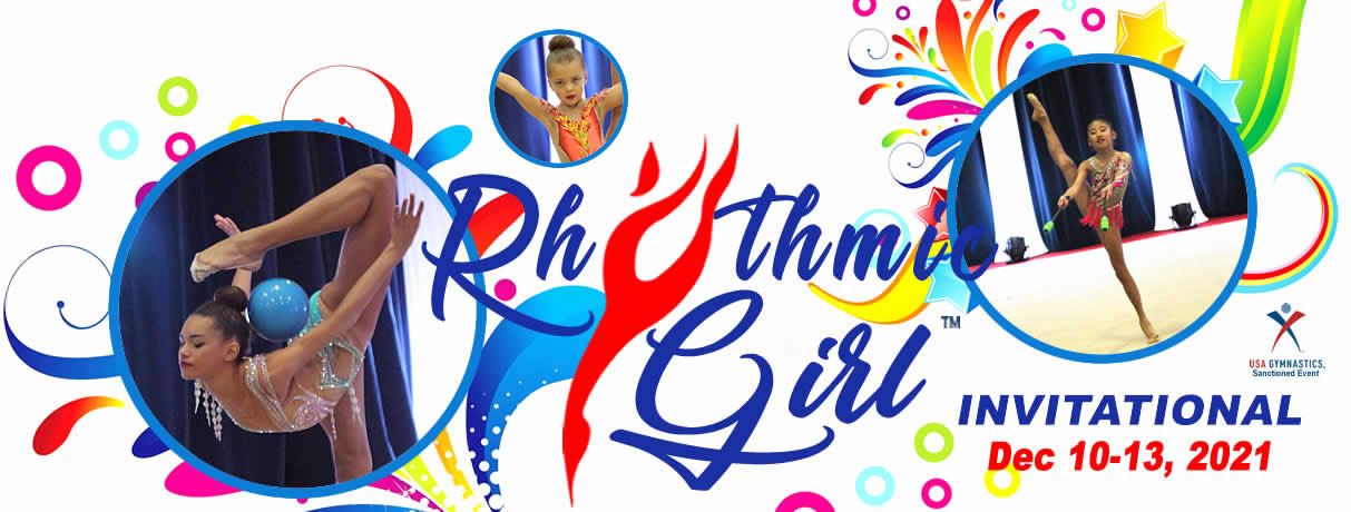 Rhythmic Girl 2019 Rhythmic Gymnastics Invitational